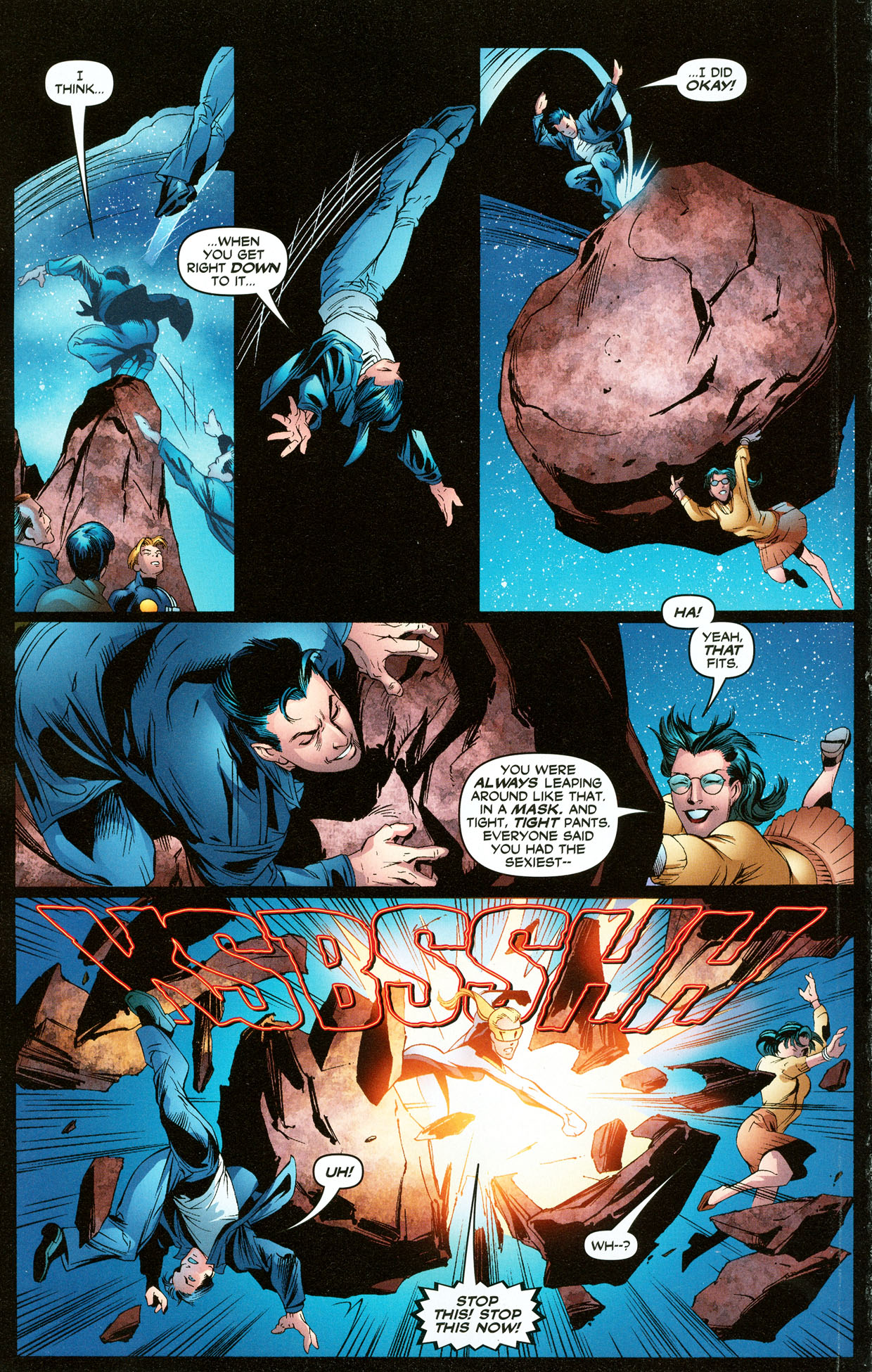 Read online Trinity (2008) comic -  Issue #33 - 15