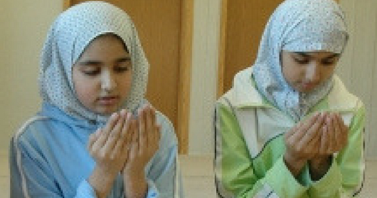 Teach Your Children To Make Dua