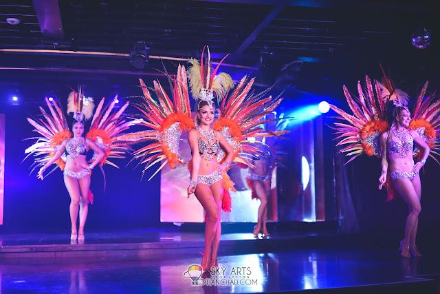 Star cruises Superstar Libra 丽星邮轮 天秤号 3D2N 槟城 普吉岛 Penang Phuket starcruises libra One In A Million Performance Stardust Lounge