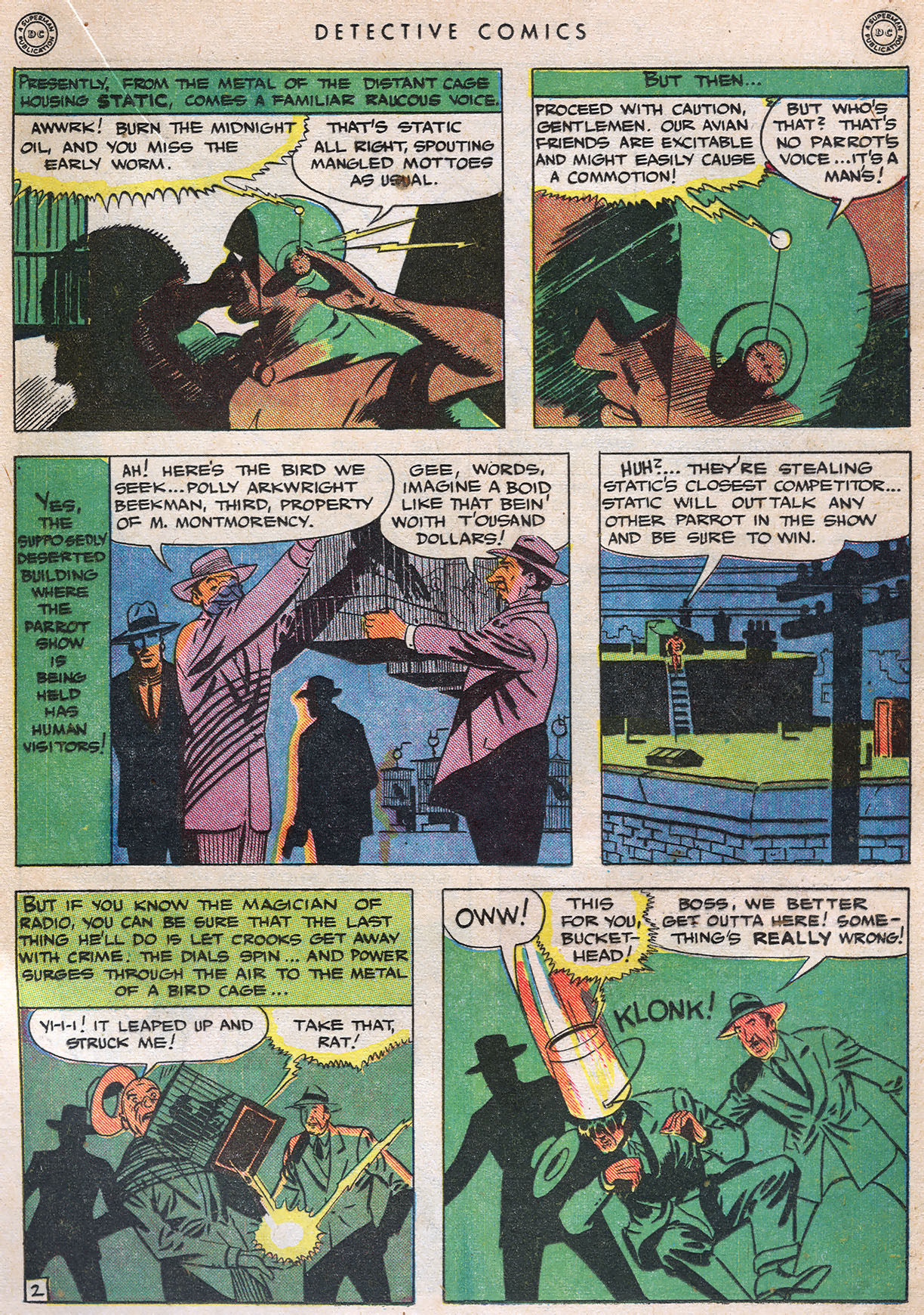 Read online Detective Comics (1937) comic -  Issue #105 - 25