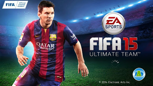 FIFA 15 Ultimate Team Apk+Data Full Free Android