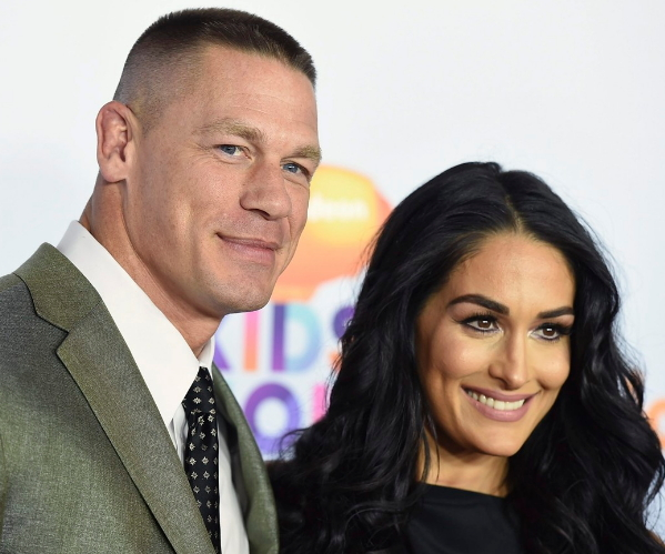 john cena nikki bella proposal