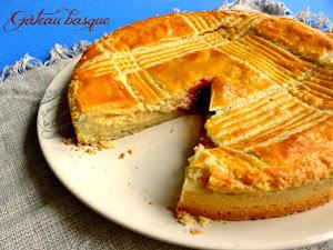 Gâteau basque : recette et origine du gâteau basque