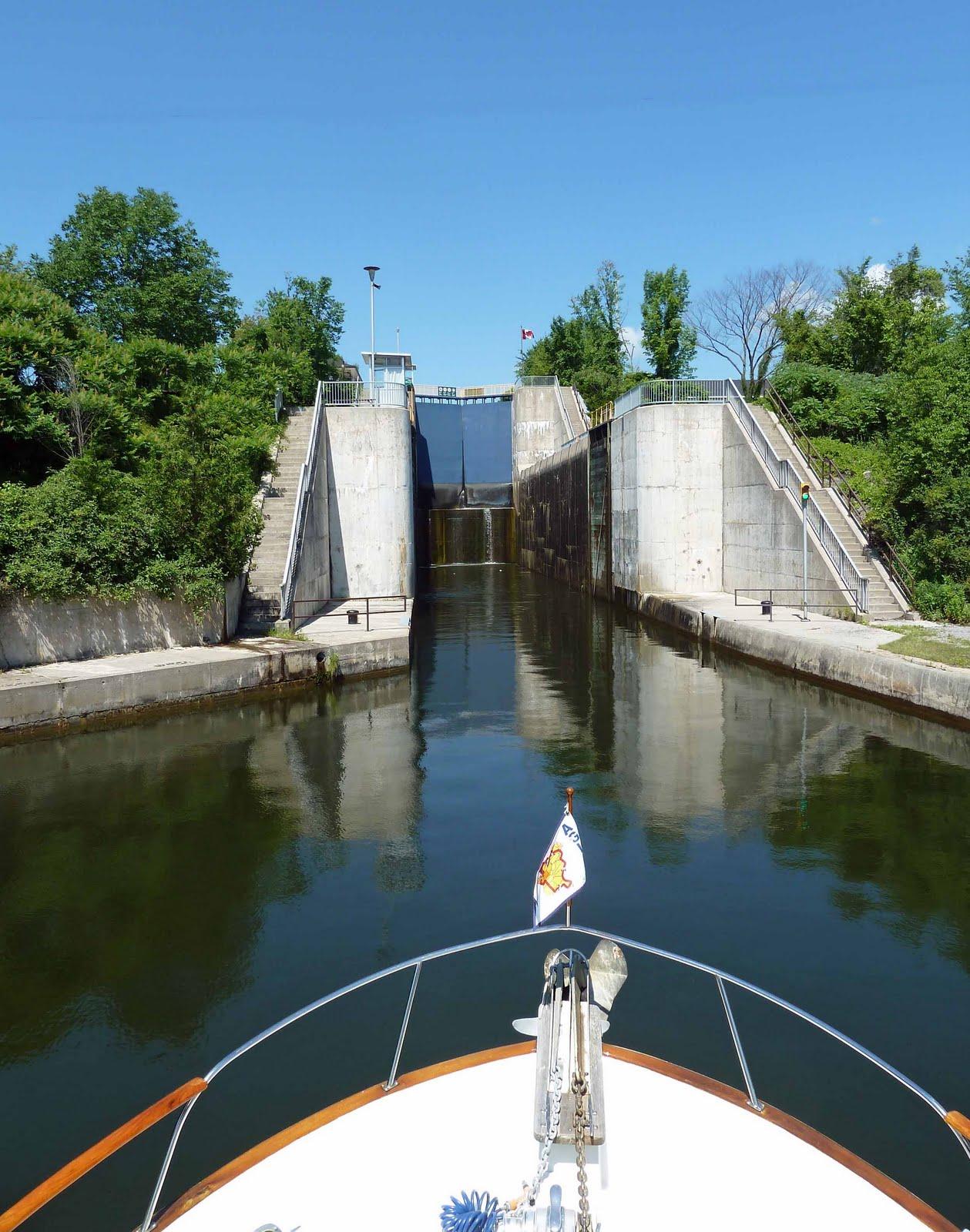 Last Dance Trent Severn Canal