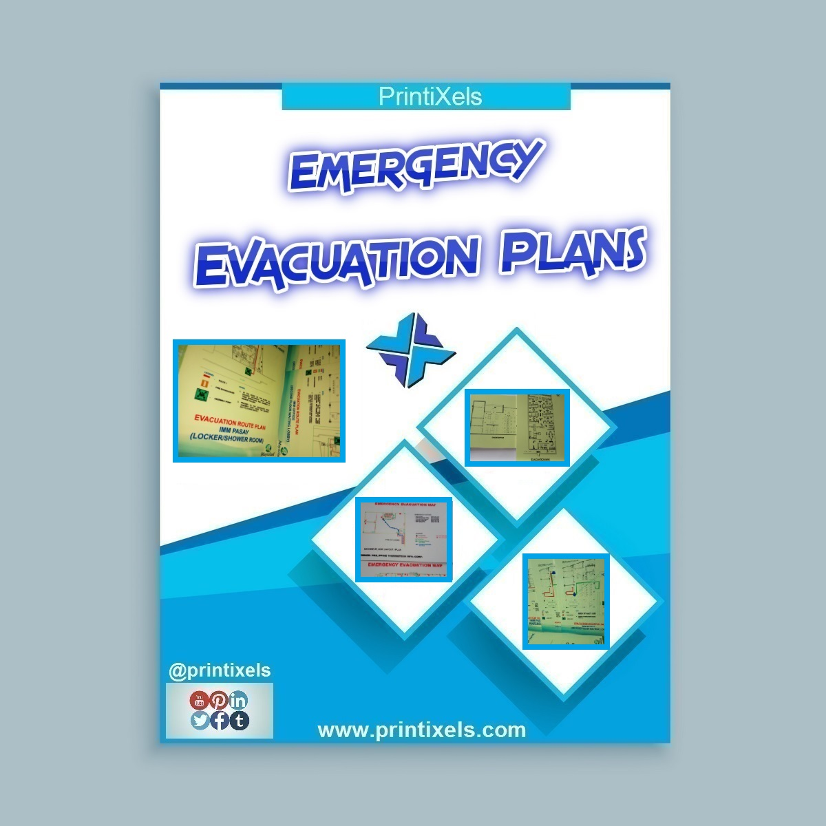 Emergency Evacuation Plans & Maps