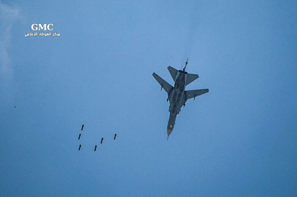 Syrian Su-24 bomber shot down by rebels - Aviation Analysis Wing