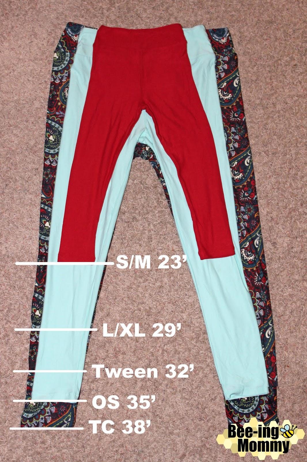 Lularoe Tween Leggings Size Chart : lularoe, tween, leggings, chart, LulaRoe, Leggings, Sizes,, Styling, Tips,, Legging, Hacks,