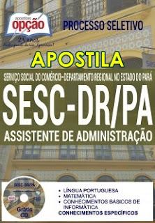 Apostila SESC-PA 2016