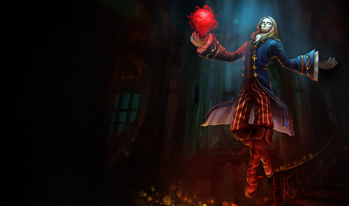 Vladimirs Updated Splash Art Makes Him Look Like He Could Be From