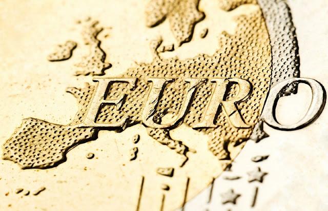 Euros em Florença e na Europa
