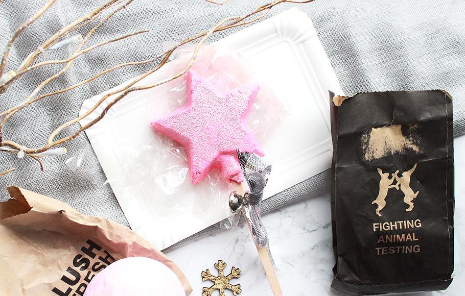 Lush | Produkty z Vánoční a Halloweenské Kolekce