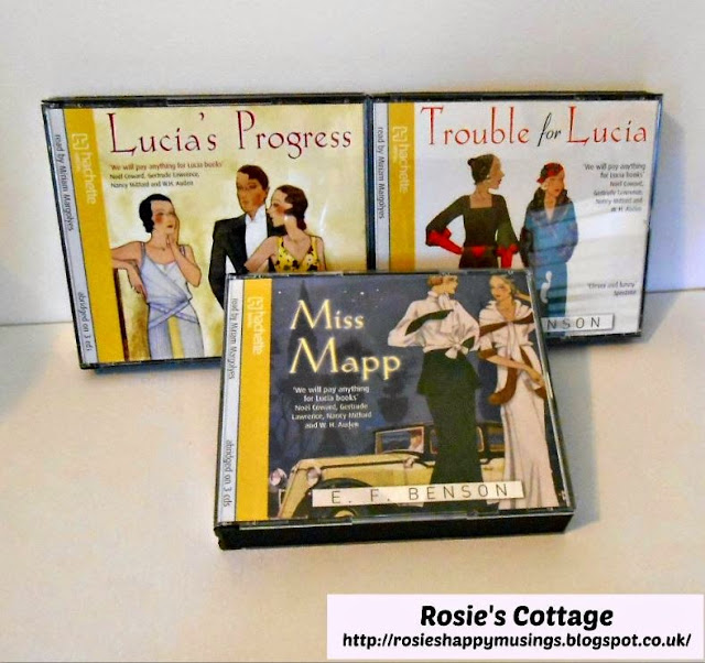Marvelous Mapp & Lucia Audio Books