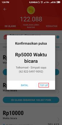 Cara Dapat Pulsa Gratis Aplikasi mCent Browser