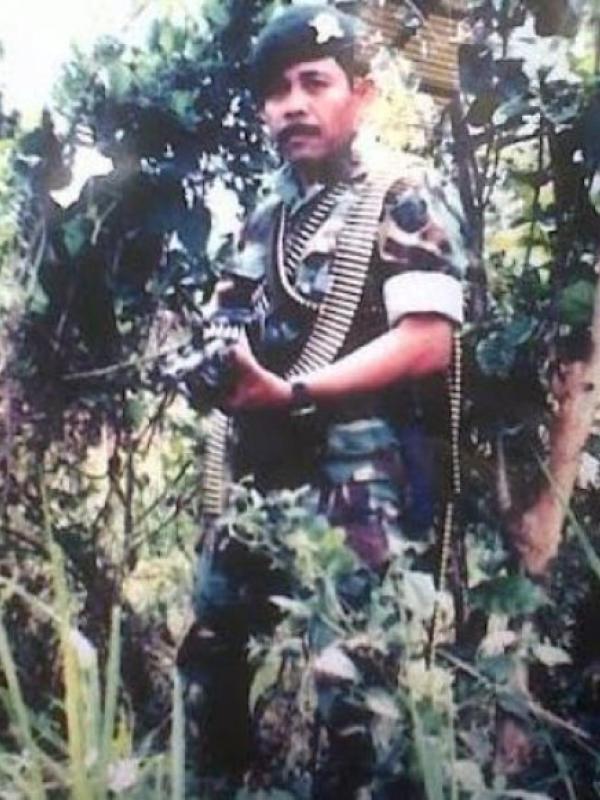 Tatang Koswara, Sniper Terbaik Milik Indonesia - Harian