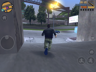 GTA 3 III APK + OBB Data Highly Compressed (8MB)