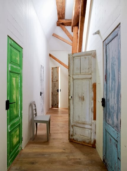 marta decoycina de puertas para adentro. Black Bedroom Furniture Sets. Home Design Ideas