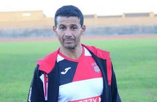 ميلود حمدي المدرب الجديد لنادي السالمية الكويتي
