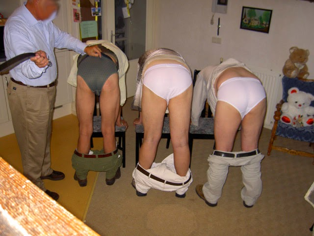 Boston Spank Party Pictures