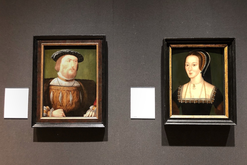 National Portrait Galery: The Tudors