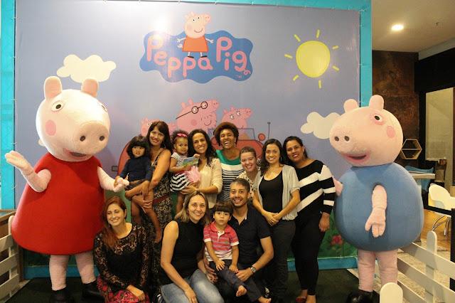 Peppa Pig, Espaço Peppa Pig, Shopping Contagem, Mamãe Sortuda, Roteirinho da Sorte, Férias, influentes digitais, Belo Horizonte