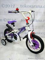3 Sepeda Anak Pacific 2088 12 Inci