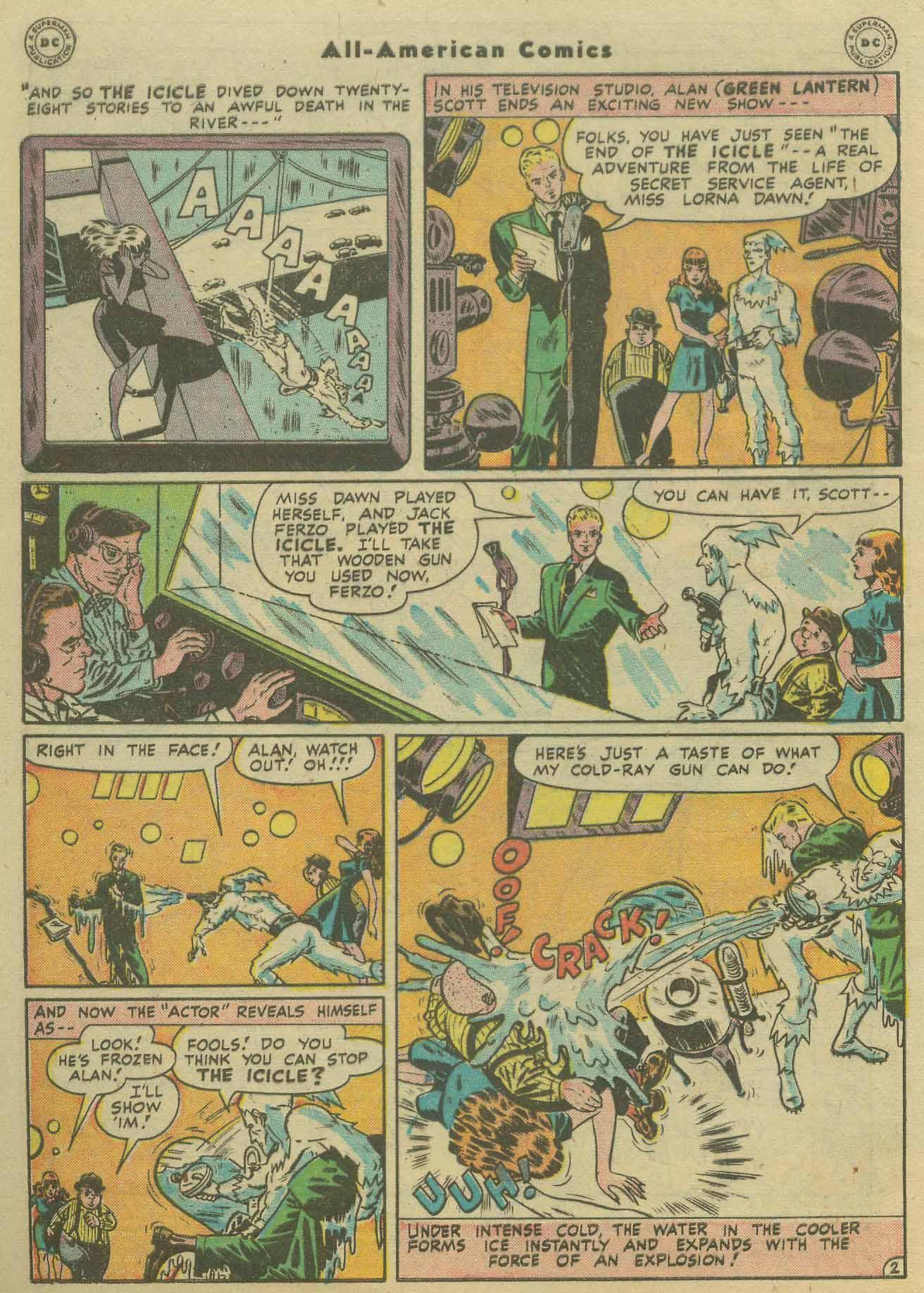 Read online All-American Comics (1939) comic -  Issue #92 - 4