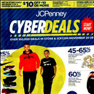 JC Penney's Cyber Monday Ad is Out