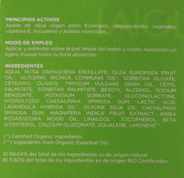 Crema hidratante antiedad 24H Laiol