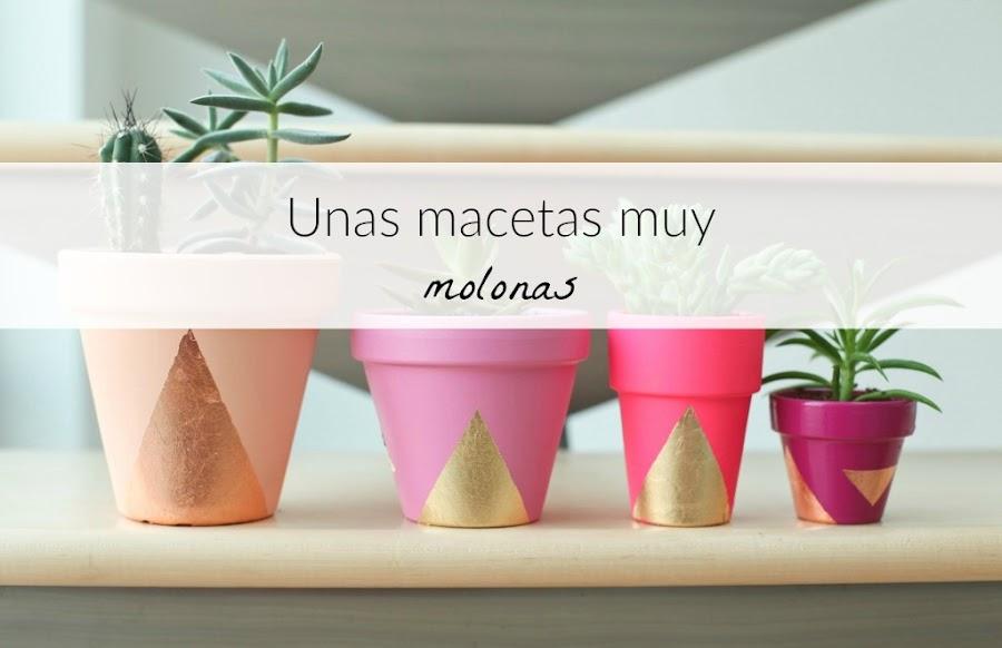 Diy macetas for Maceteros para salon