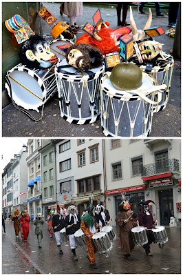Sleachmour Adventures, Fasnacht, pre-parade