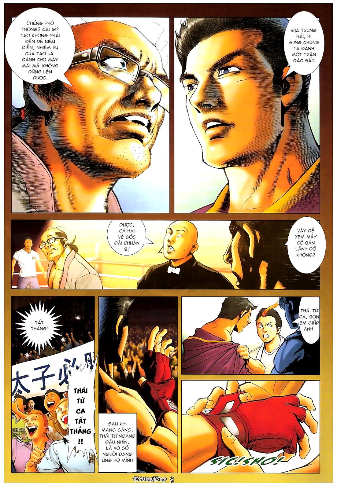 Người Trong Giang Hồ - Chapter 1200: Tối Cường Nhất Chiến - Pic 5
