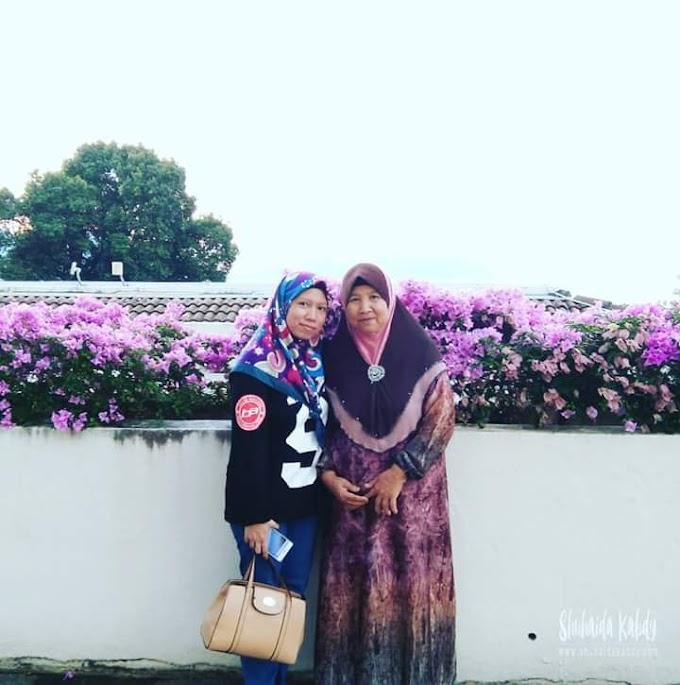 Happy Birthday Mak Tersayang