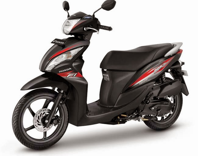Harga Honda Spacy