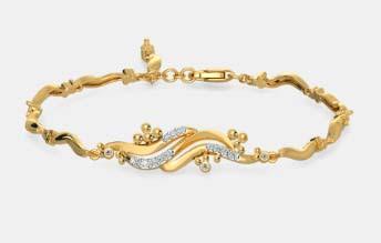 Model Gelang emas cewek