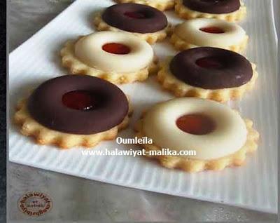 سابلي بالشوكولا