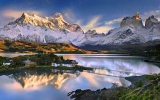 Восхищались красотой природы