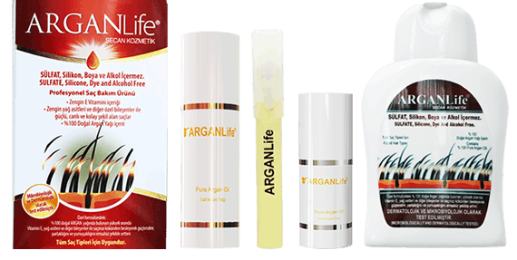 ARGANLife Professional Hair Professional