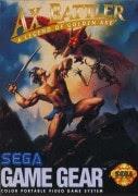 Ax Battler - A Legend of Golden Axe