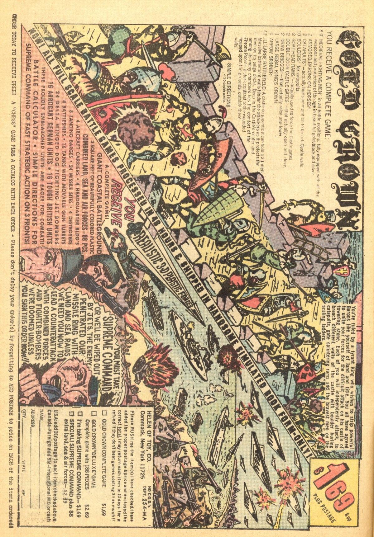 Strange Adventures (1950) issue 243 - Page 33