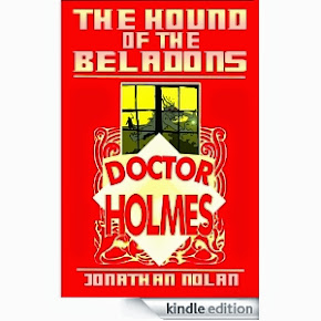 Doctor Holmes and the Hound of the Beladons