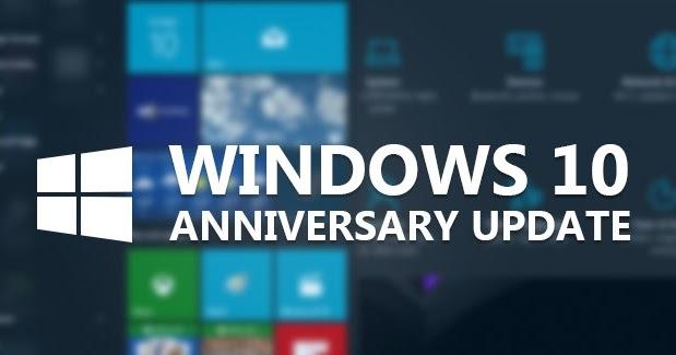 Windows 10 Anniversary Update llegara el día 2 de agosto