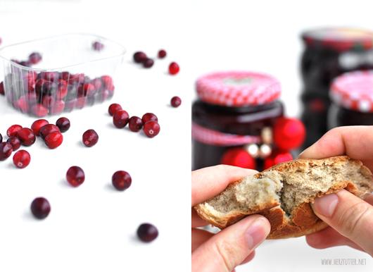Cranberrymarmelade