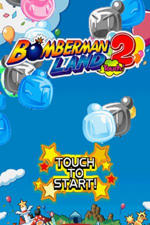 Bomberman Land Touch 2 Nds Rom Download Game Ps1 Psp