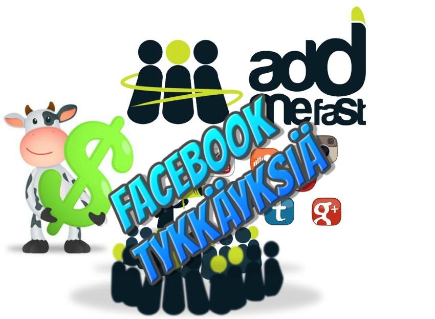 Facebook Tykkäyksiä