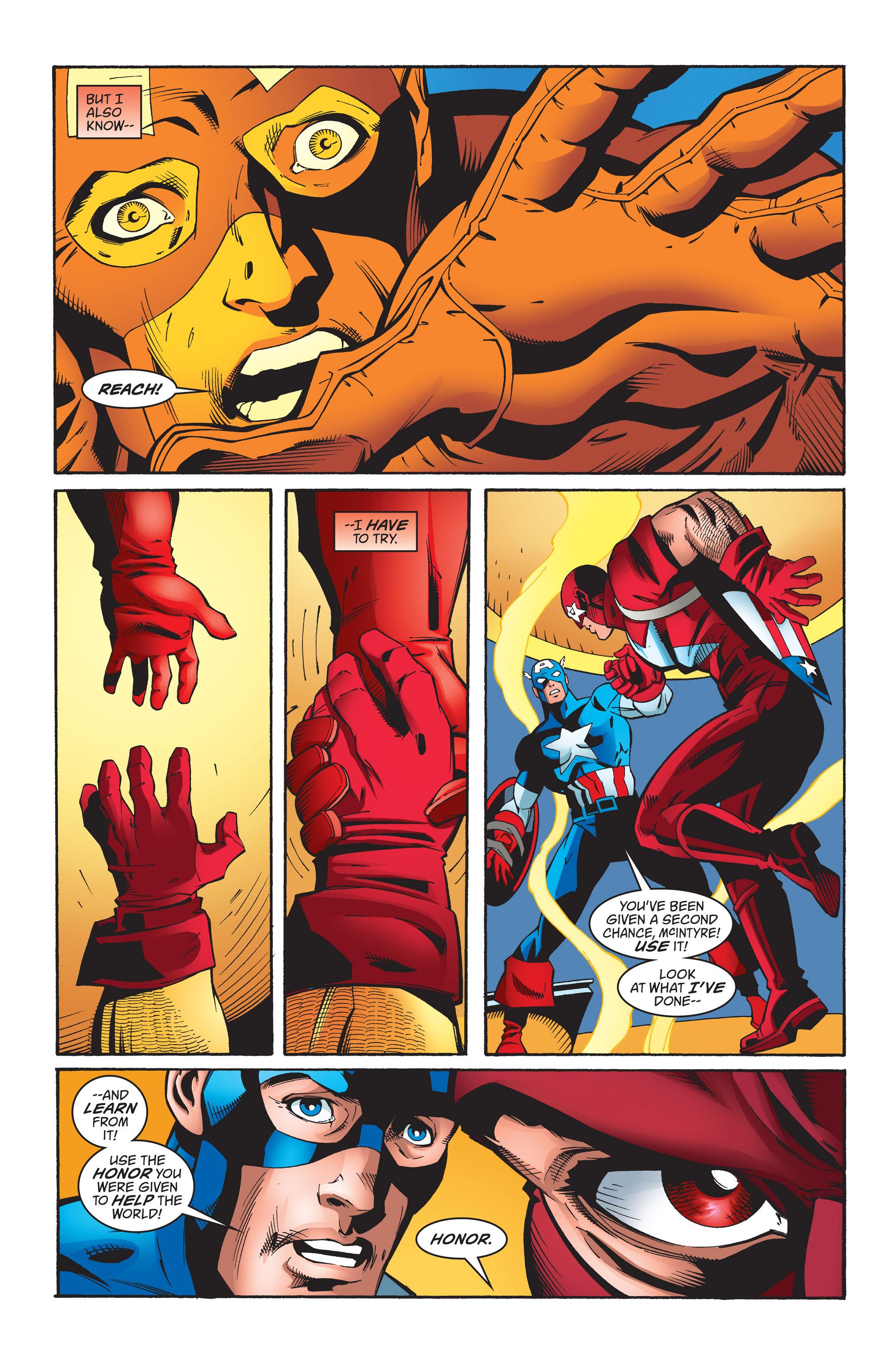 Captain America (1998) Issue #37 #44 - English 21