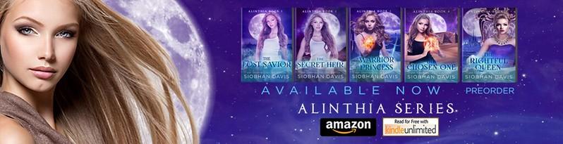 Alinthia series banner