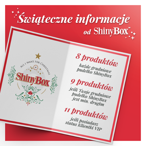 All I want for Chistmas is ShinyBox