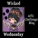 Wicked Wednesday ATC Challenge Blog