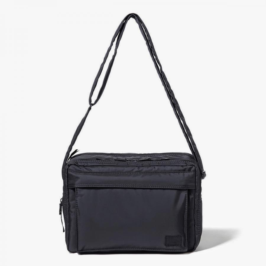 New HeadPorter and HeadPorter Plus in Store 4.21.14. HeadPorter Black  Beauty Large PC Shoulder Bag . 7cd4f87230109