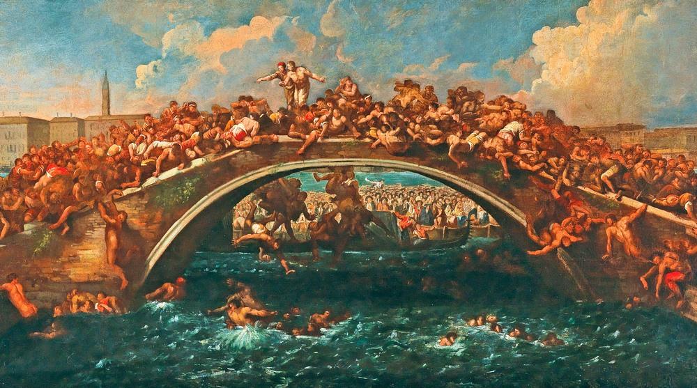 battagliole sui ponti